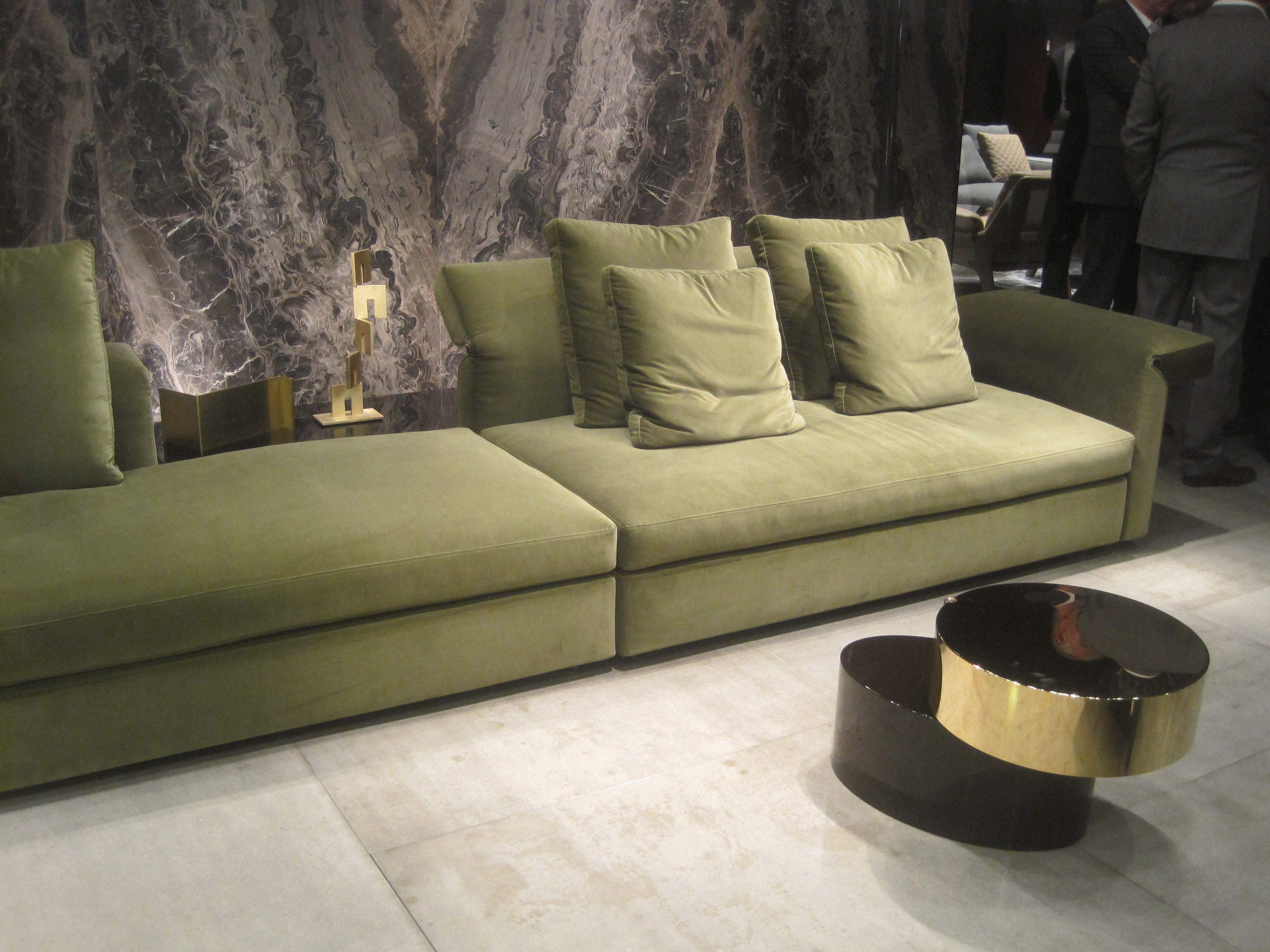Minotti Collar New Sofa Banken □ NOORT interieur