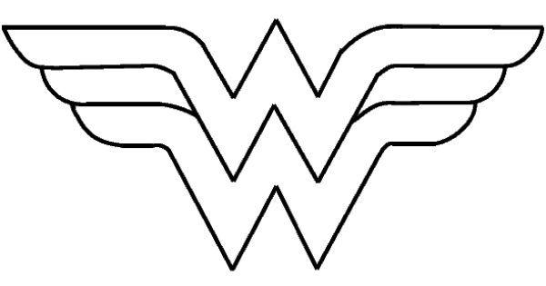 wonder woman logo Buscar con Google u2026 mariana Wonder woman party, Wonder woman logo y