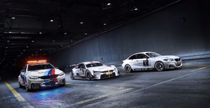 Bmw M4 Safety Car Dtm Car And M235i Racing Come Together For 14 Epic Seconds Video Http Www Autoevolution Com News Bmw M4 Safety Car Bmw Bmw M4 Car Safety