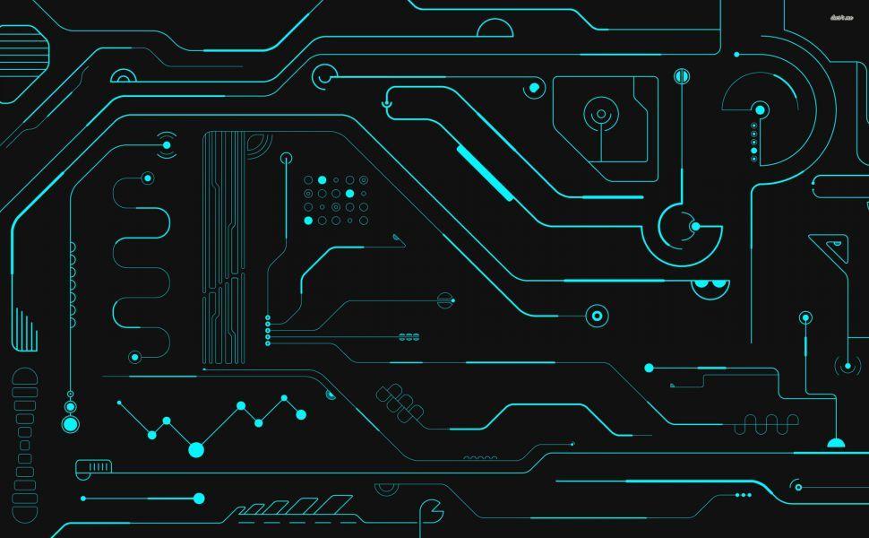 Circuit board hd wallpaper wallpapers circuit board - Circuit board wallpaper android ...