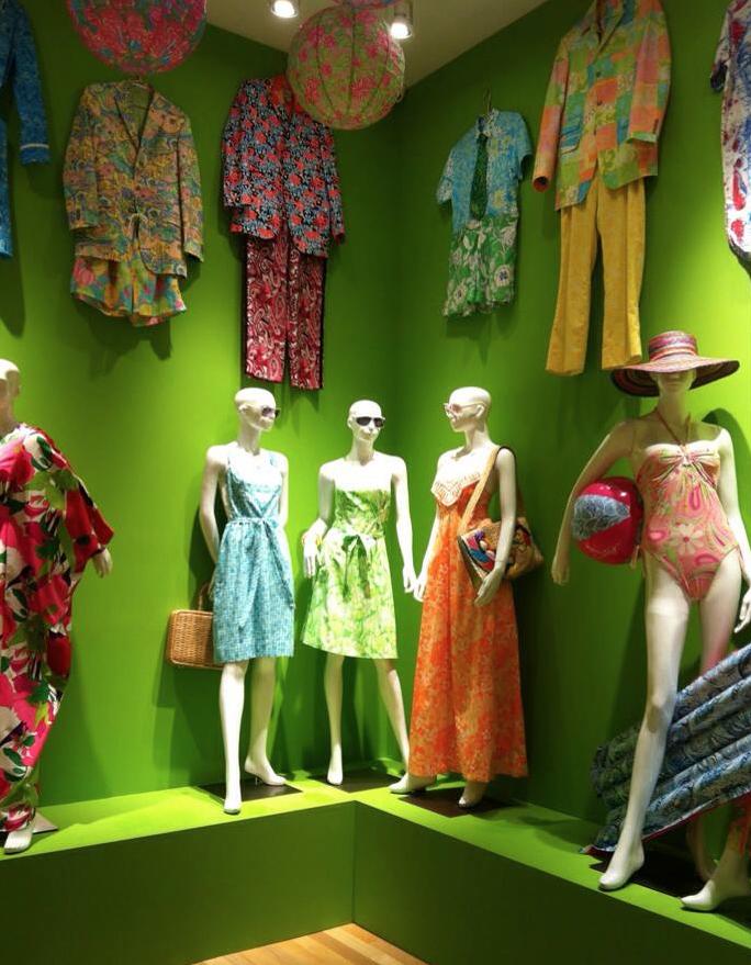 Palos Verdes Art Center Celebrate Appreciate Create Art Vintage Costumes Vintage Lilly Pulitzer Lilly Pulitzer