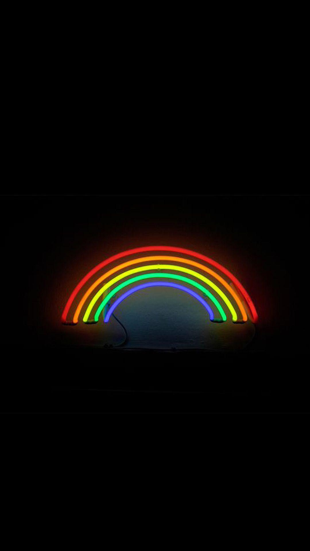 RAINBOW | Rainbow wallpaper iphone, Rainbow wallpaper ...