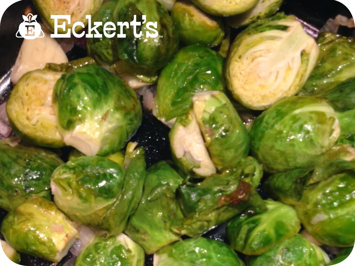 Roasted Brussel Sprouts....simple & delicious!