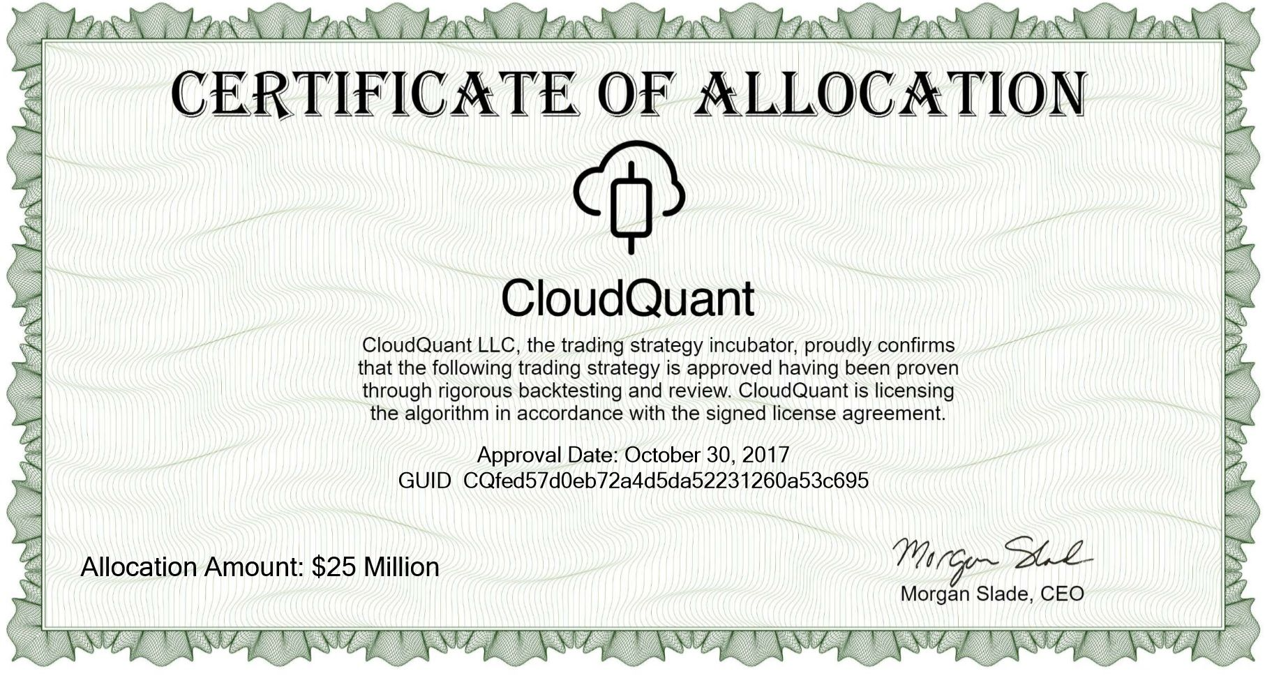 Pin By Cloudquant Llc On Algorithmic Trading Backtesting And