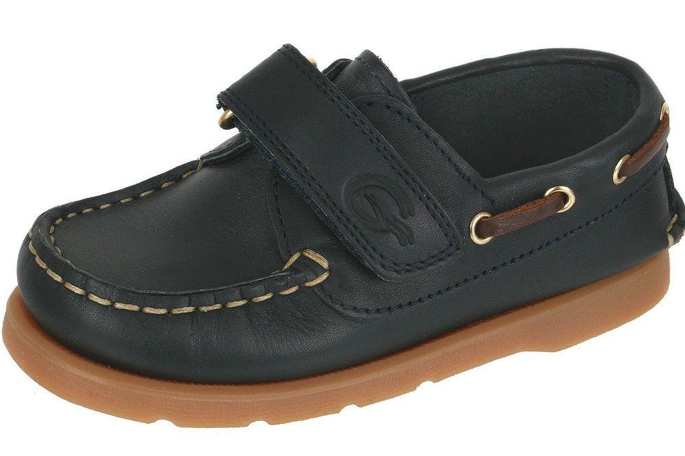 sale retailer 1db5c 9607c Gallucci ZX 5010 Leder Jungen Segel Schuhe Klett Bootsschuhe ...