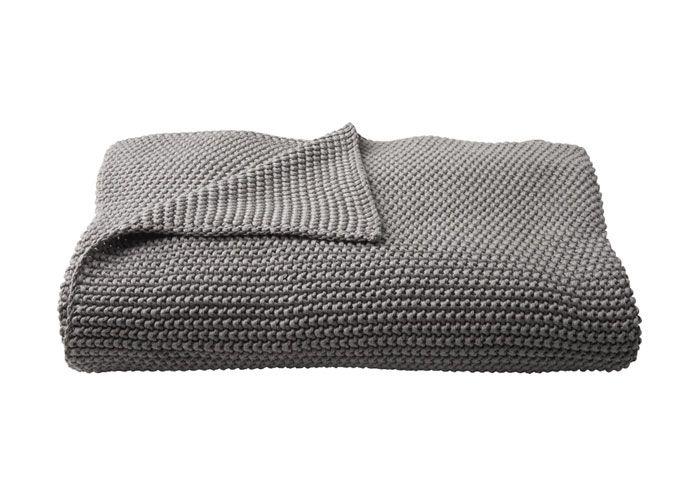 strikket plaid ilva stue pinterest. Black Bedroom Furniture Sets. Home Design Ideas
