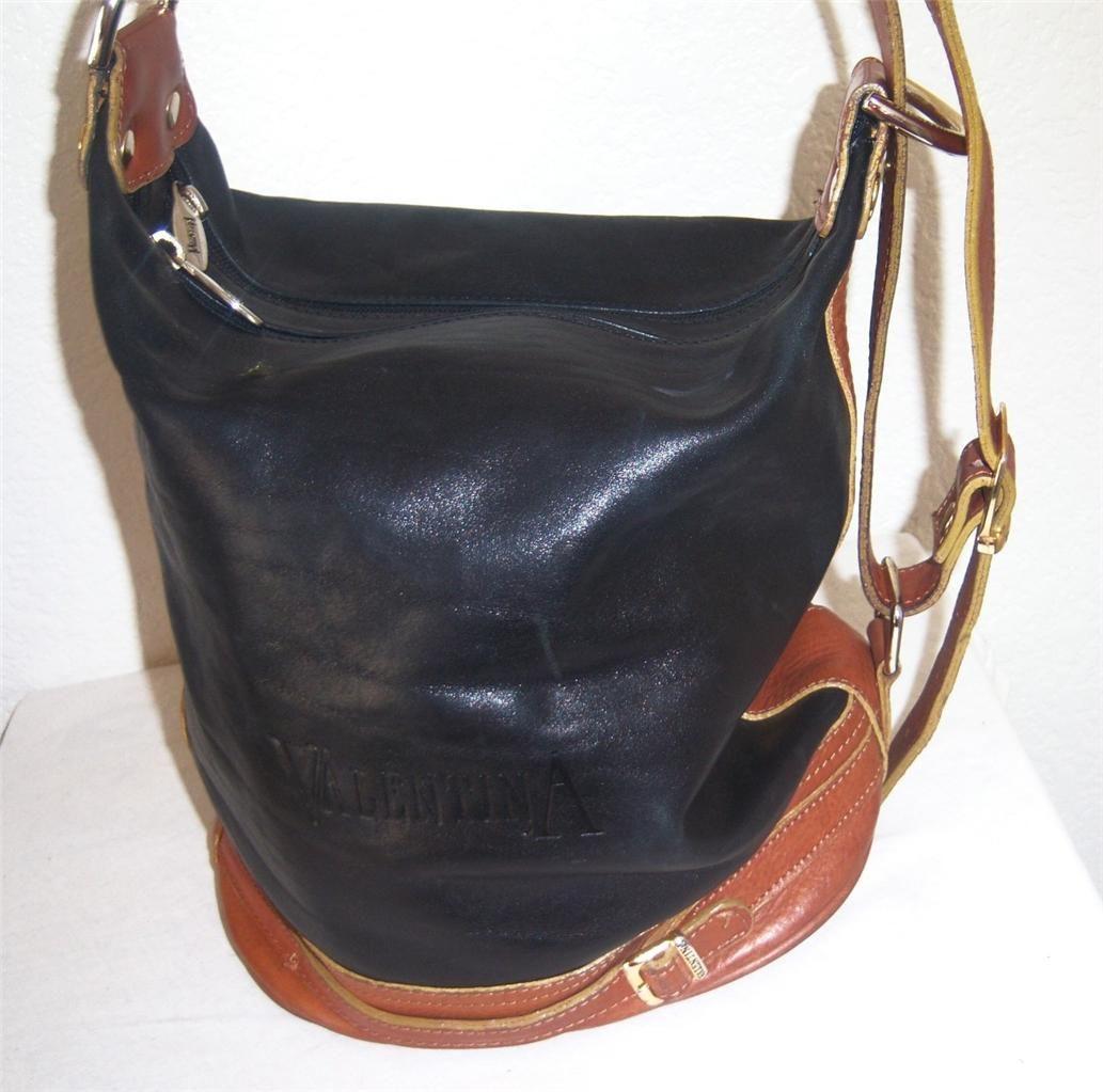 Valentina By In Pell Italian Leather Handbag Style 901