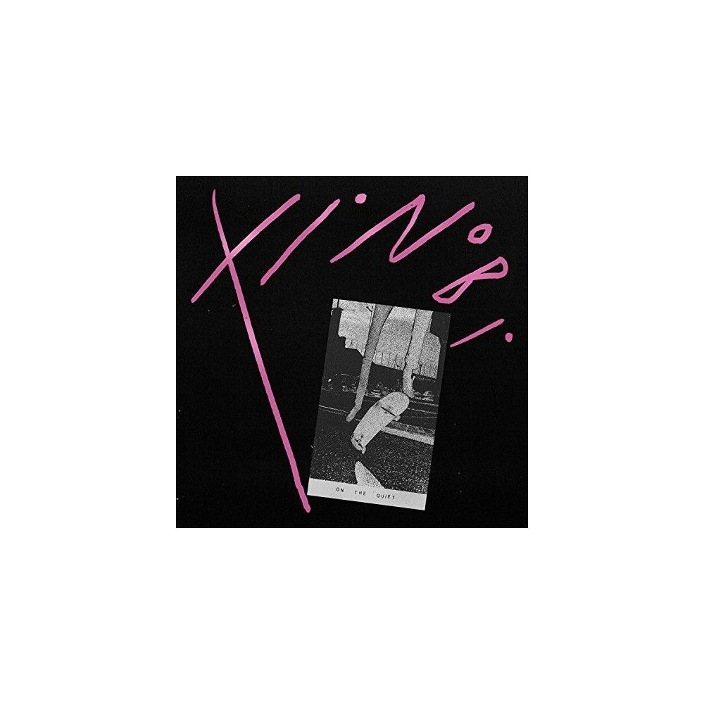 Xinobi - On the Quiet (CD)