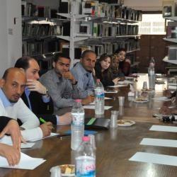 مركز التخطيط الفلسطيني | ورشة عمل حول قطاع غزة والمصالحة الفلسطينية