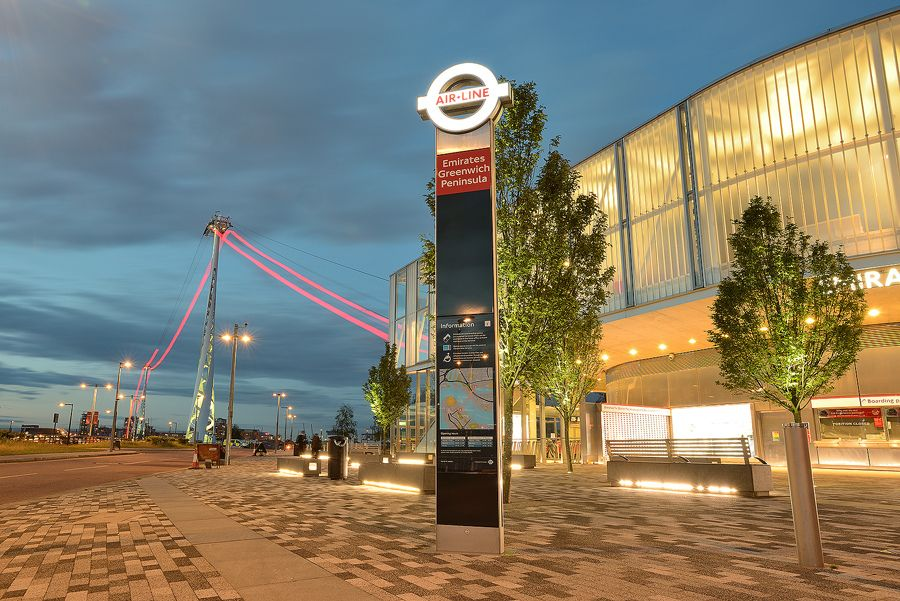 Thames Cable Car (Emirates Air Line) in London | Flickr - Photo Sharing!