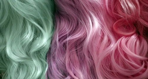 Broken Pieces Sample Pack Of Hair Chalk Temporary Color For Your Hair Dip Dye Pastels Love Hair Light Pink Hair Hair