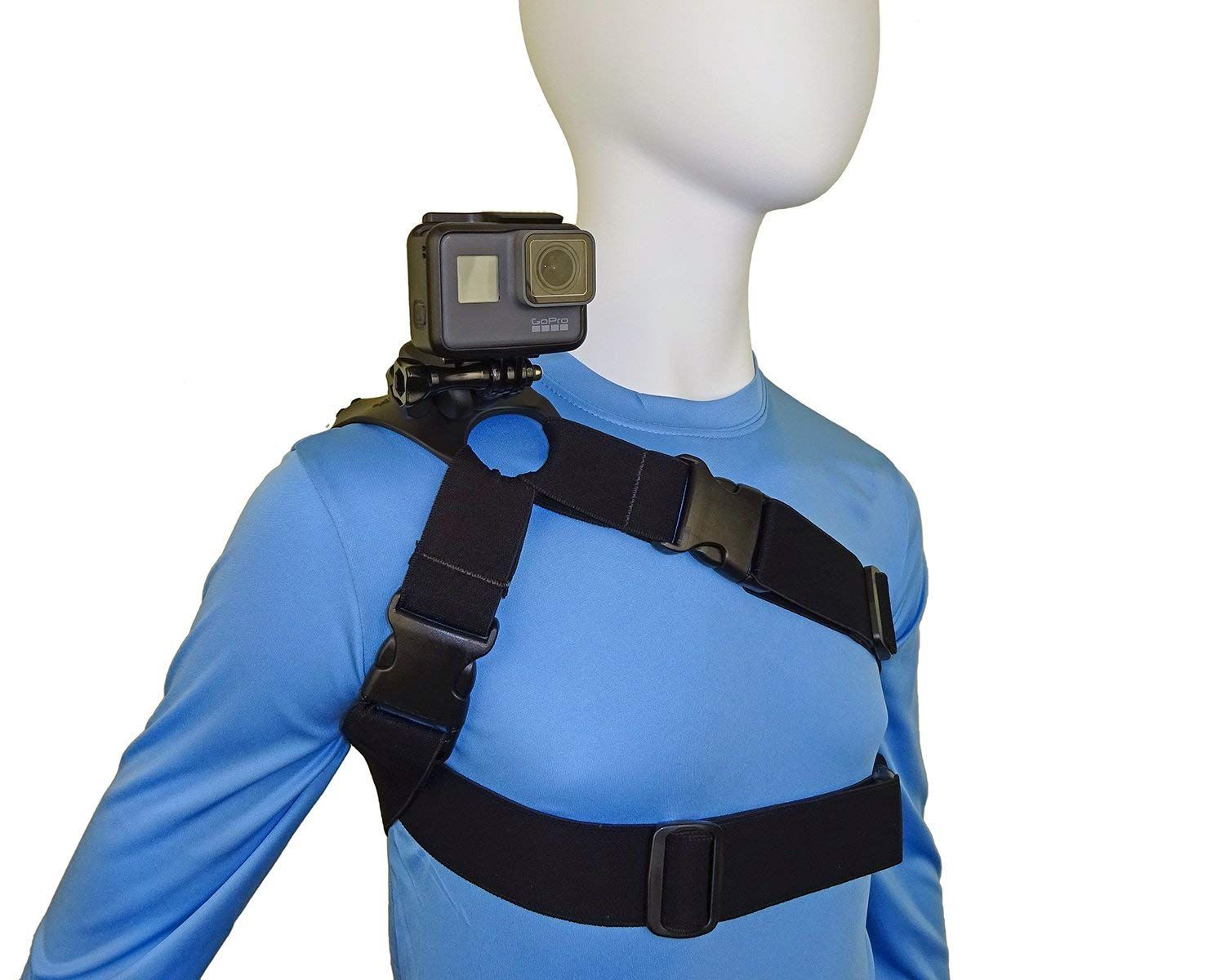 STUNTMAN Chest Mount for GoPro and Other Action Cameras