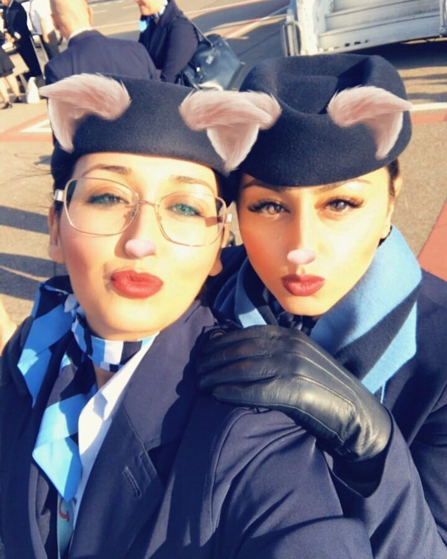 From @melisaabu My baby @123klikklik  #crewiser #airplane #fly #pilot #flight #cabincrewlife #avgeek #flightcrew #travel #cabincrew #crewlife #airhostess #aviation #flying #aircrew #cabinattendant #airline #flightattendants #flightattendantlife #plane #steward #crewlifestyle #airlinescrew #aircraft #cabincrewlifestyle #airlines #crewfie