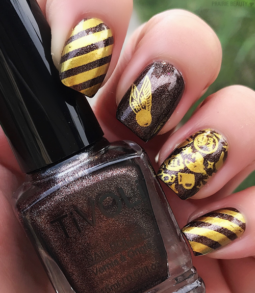 Mani Monday Back To School At Hogwarts In 2018 Nail Designs