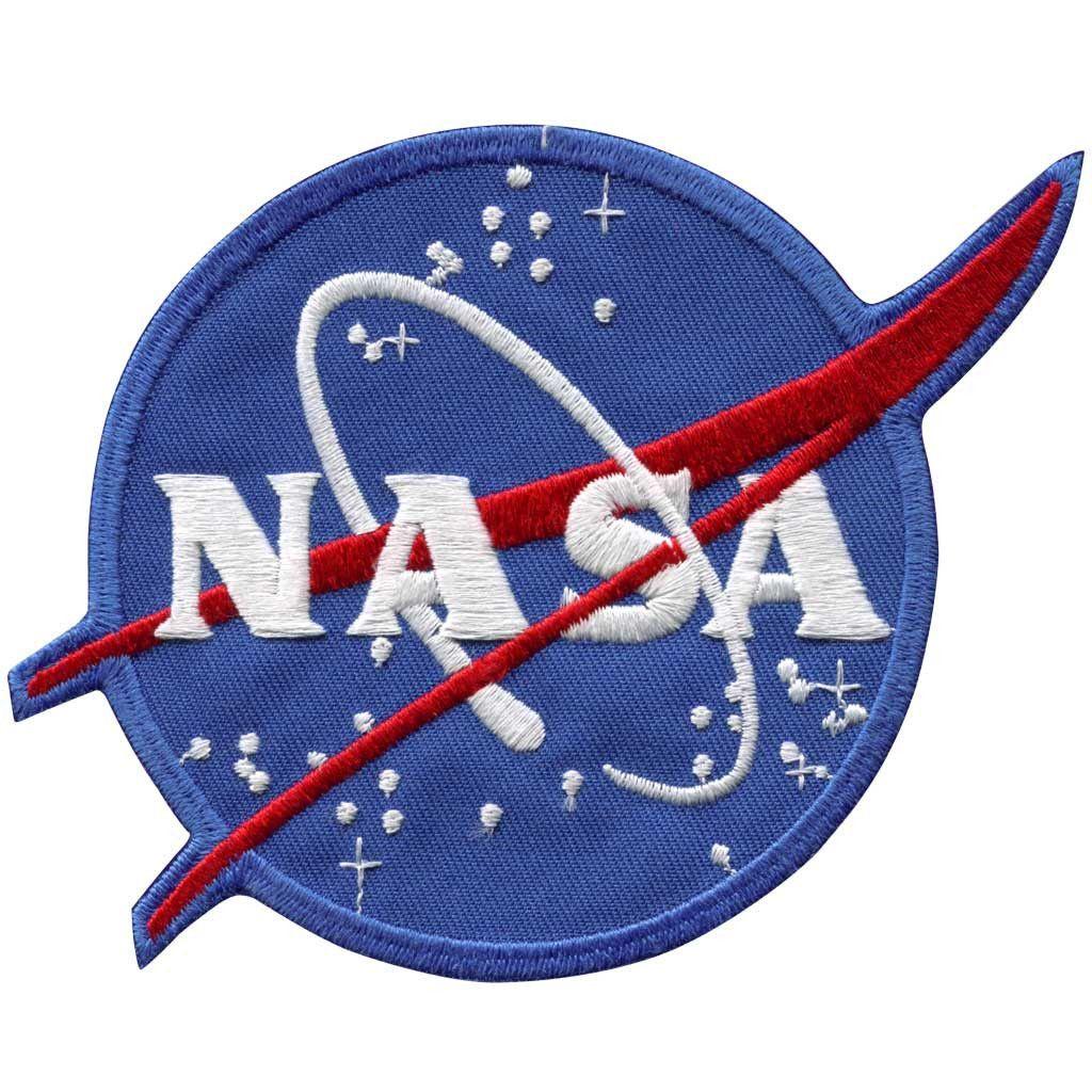 NASA Vector (Official Size) Space patch, Nasa, Astronomy