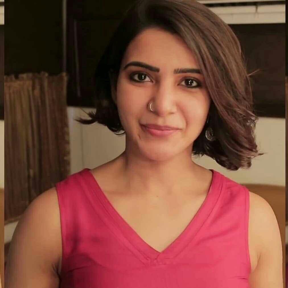 short-hair! | celebrities! in 2019 | samantha ruth, girl