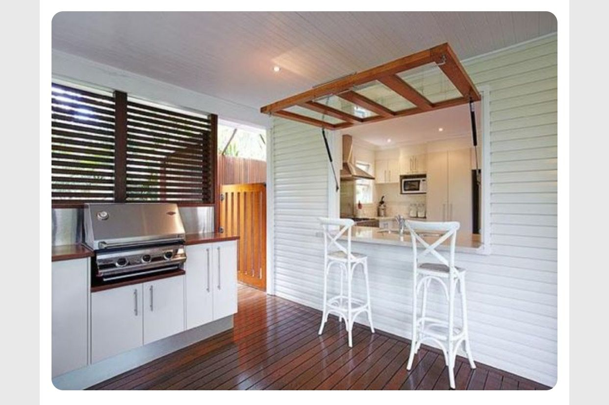 Pin By Kurull On Doer Upper Home Outdoor Kitchen House