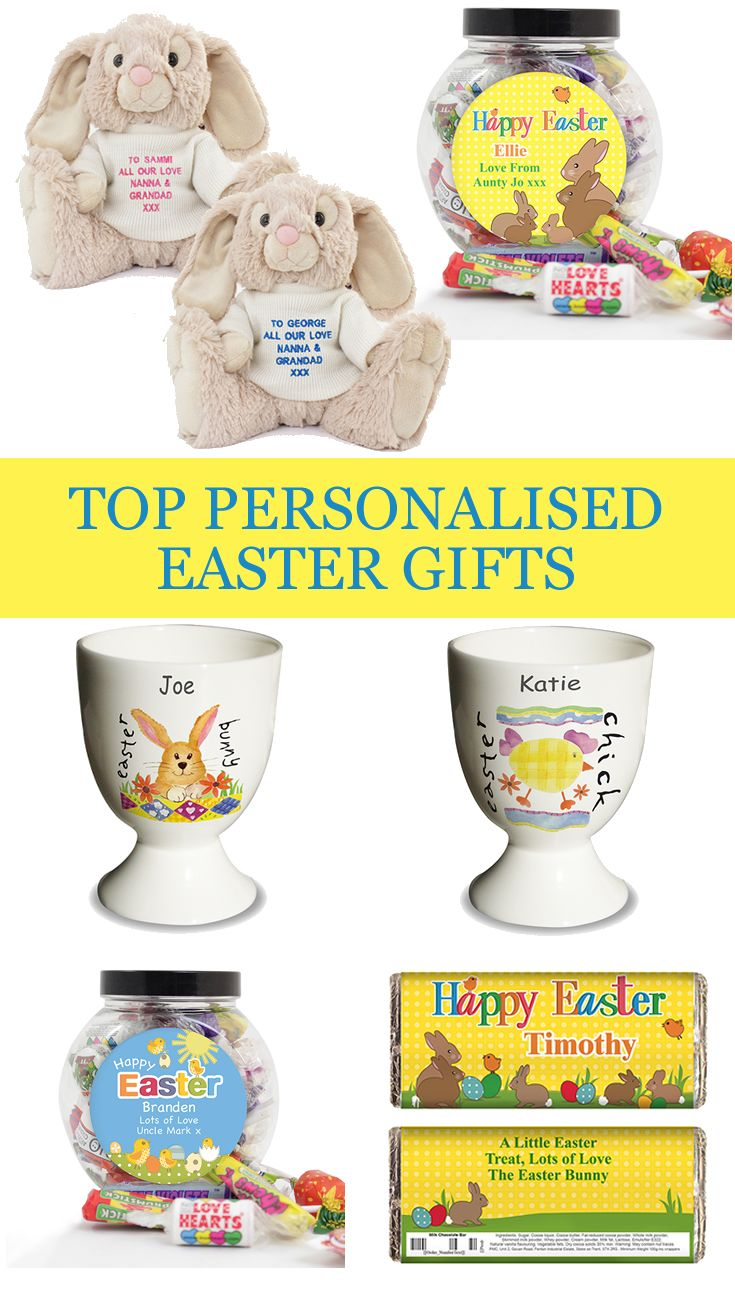 Top personalised easter gifts for kids looking for something top personalised easter gifts for kids looking for something different this easter http negle Image collections