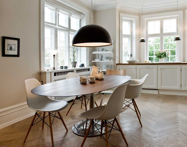 Flos skygarden 1 dining pinterest - Table ovale extensible ...