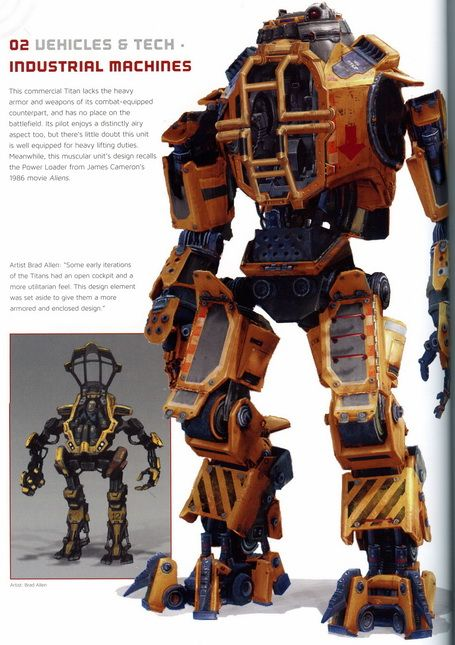 """REVIEW: """"The Art of Titanfall"""" (Titan Books, 2014 ..."""