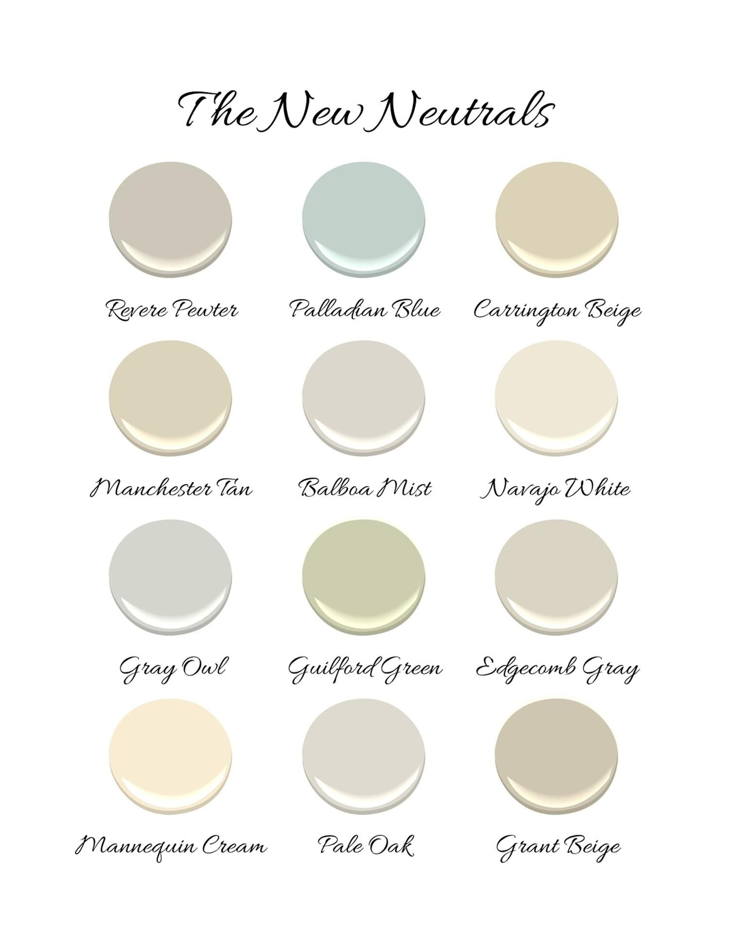 Benjamin Moore The New Neutrals Kristin Ashley Interiors Paint Colors For Home Neutral Paint Colors House Painting,Barefoot Contessa Meatloaf Video