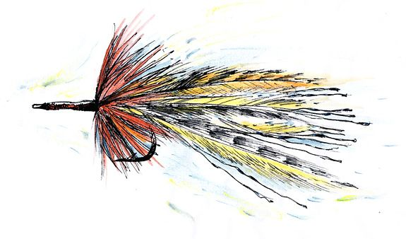 Fishing Flies Fly Fishing Art Fly Fishing Flies Pattern Fish Art