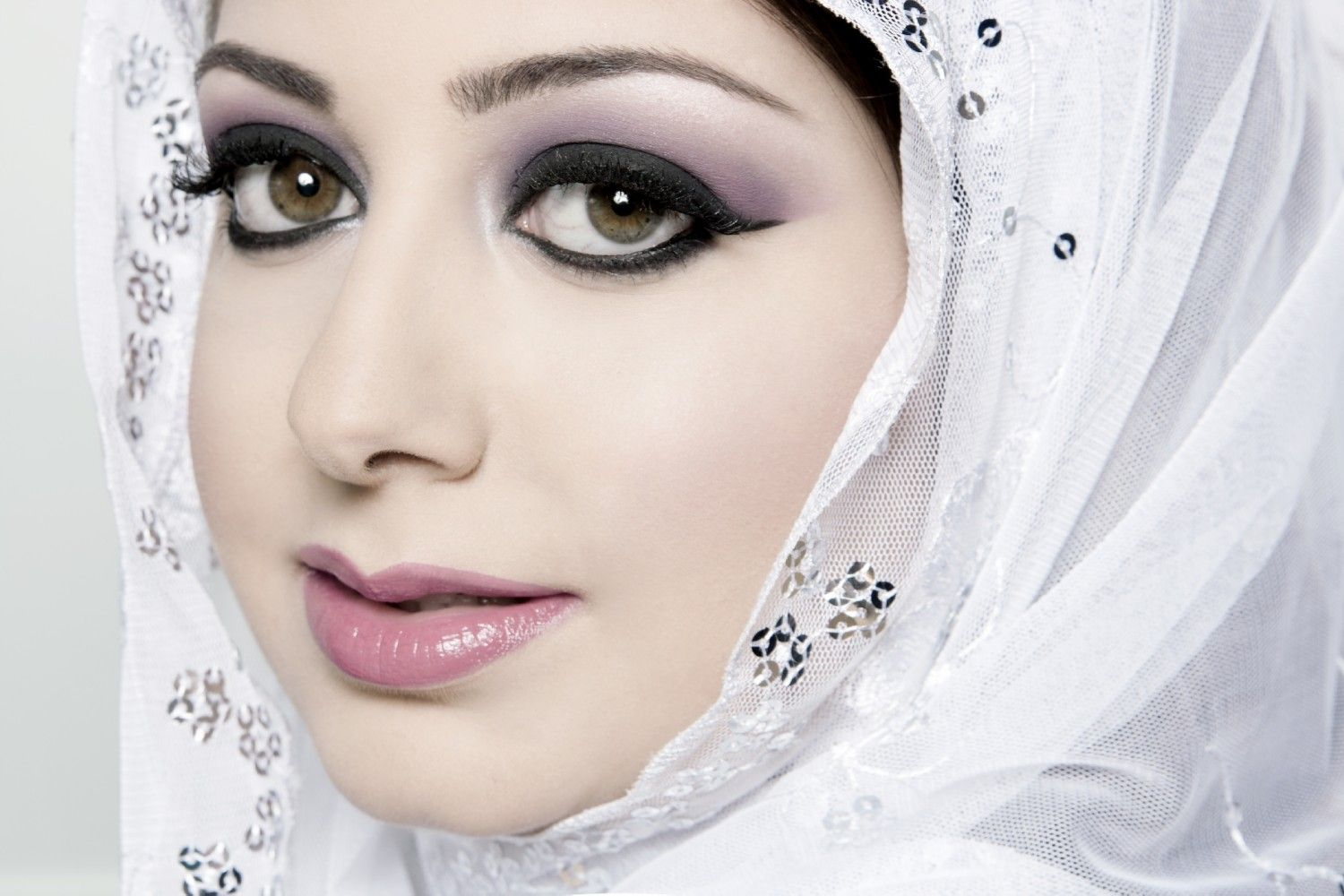 Arabic Bridal Makeup | Make-Up By Rosy Work | Pinterest | Bridal ...