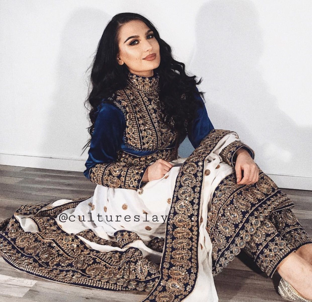 Afghan Wedding Gowns: #afghan #style #dress In 2019