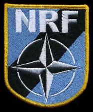 NATO EMBLEM PIN | NATO RESPONSE FORCE NRF EMBLEM EUROPEAN SPECIAL FORCES BADGE ...