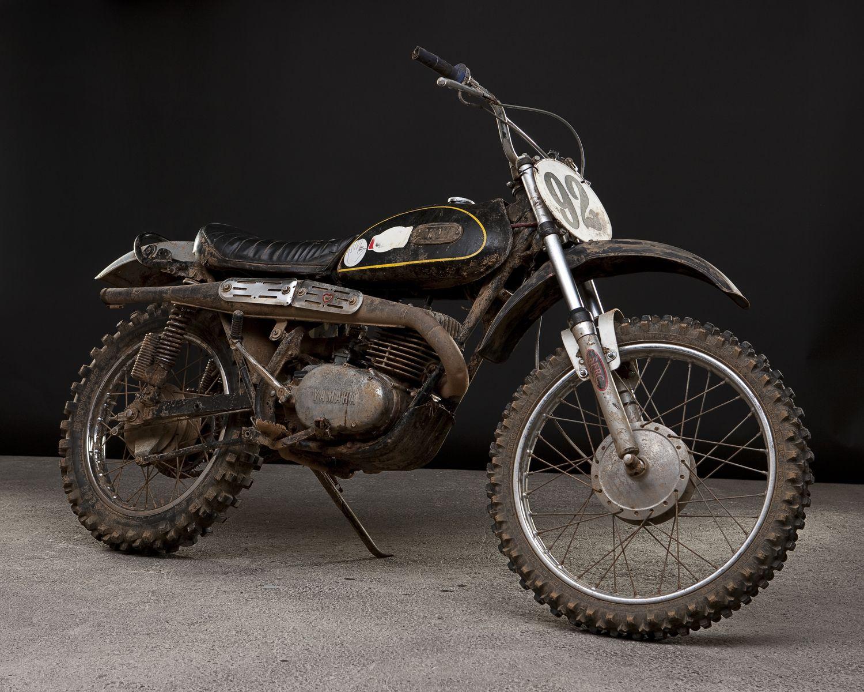 1970 Yamaha Dt 1 250cc Vintage Motocross Bike Yamaha