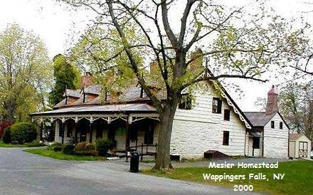 Mesier Homestead House Styles Wappingers Falls Mansions