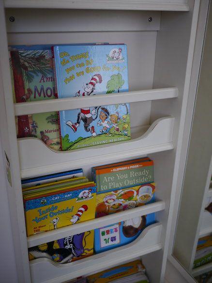 Tobealmostfabulous Com Book Racks Pottery Barn Kids Shelves