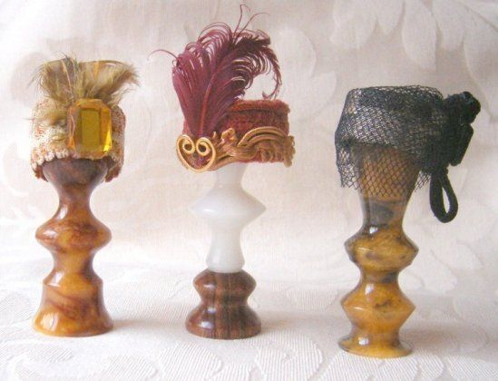 e546c78329c learn to make a 1/12 scale dolls house size dolls hat - (we're ...