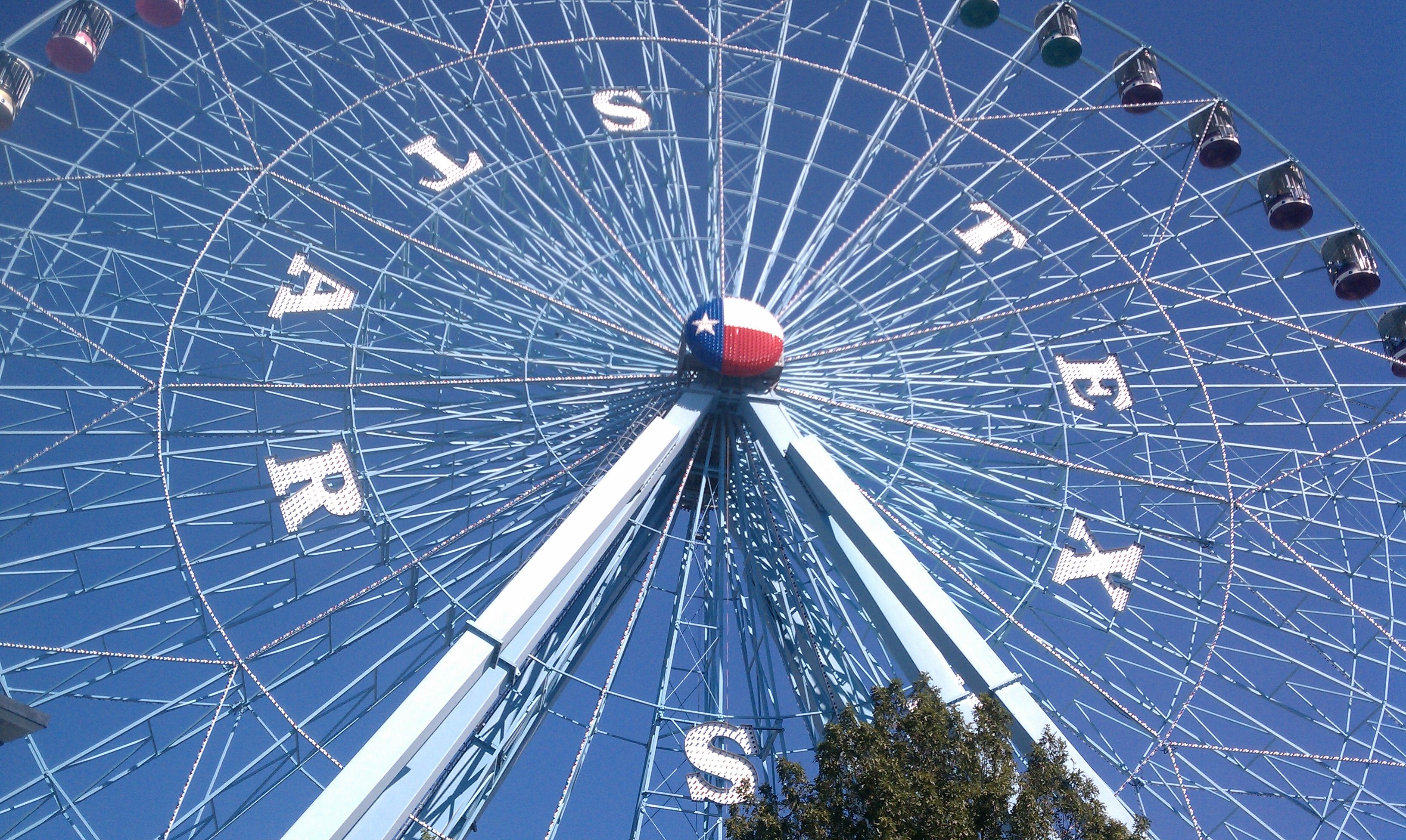Moved to Texas in 2010! Love the weather and the State Fair