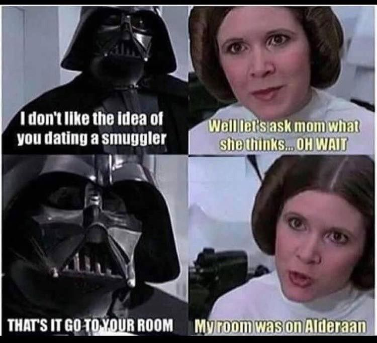 36 Random Memes To Keep You Entertained For Hours Star Wars Memes Star Wars Jokes Star Wars Humor
