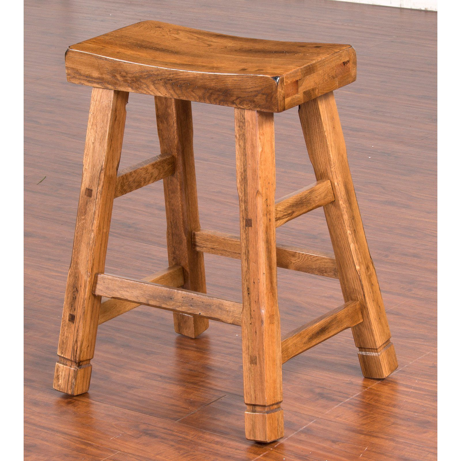 Sunny Designs Sedona 24 In Saddle Seat Counter Stool Saddle Seat Bar Stool Counter Stools
