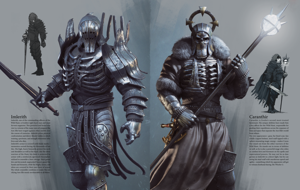 Imlerith and caranthir concept witcher 3 by plank 69 on - The witcher 3 caranthir ...