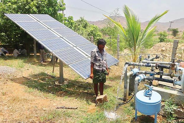 Rural Development Trust Helps Harness Solar Energy Solar Solar Energy Renewable Energy