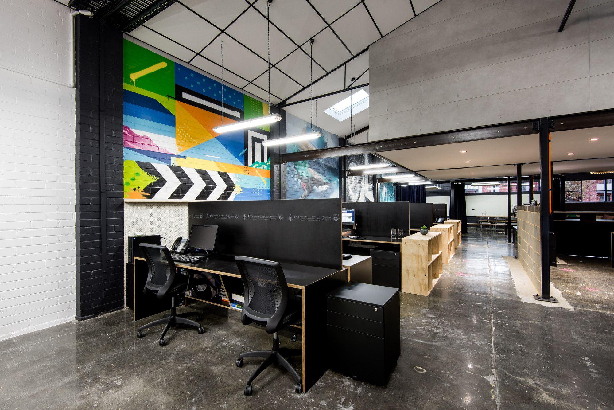 Gallery Of Office In Fremantle Attic Salt  7