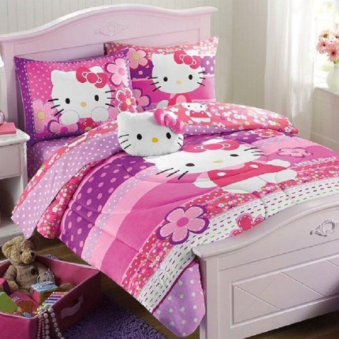 Hello kitty bedroom ideas, decor, design, spaces, fun, house, life