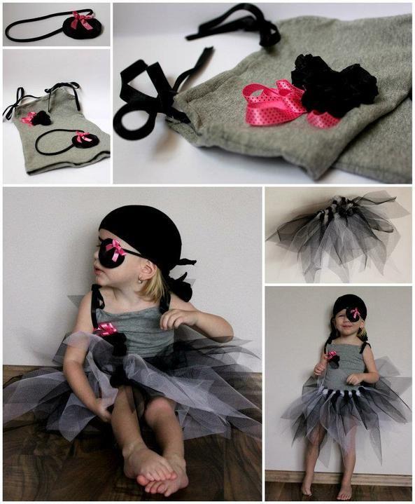 Little pirate costume by Hakunamatata...awesome :)
