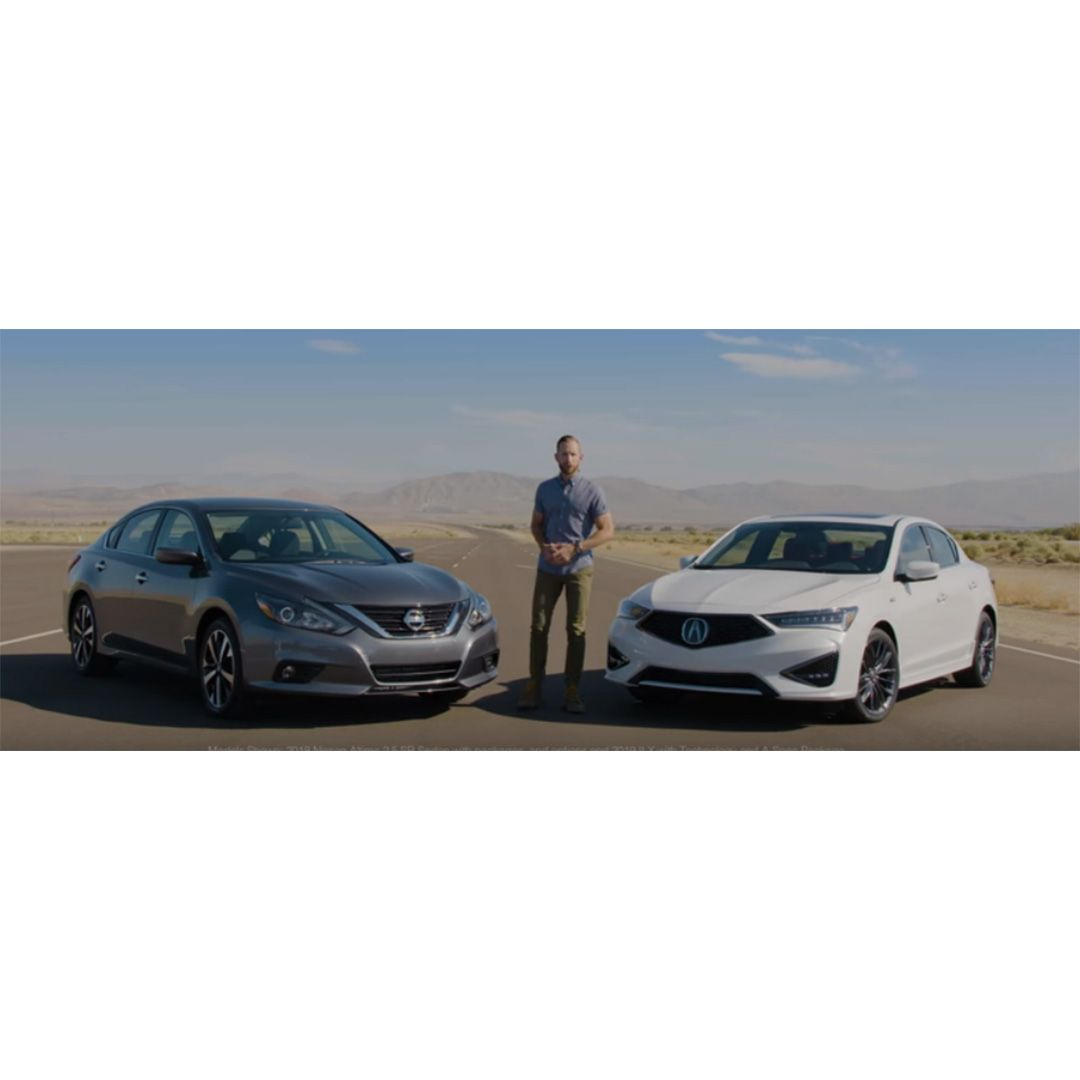 It's Time To Go Head To Head With The Acura ILX And The