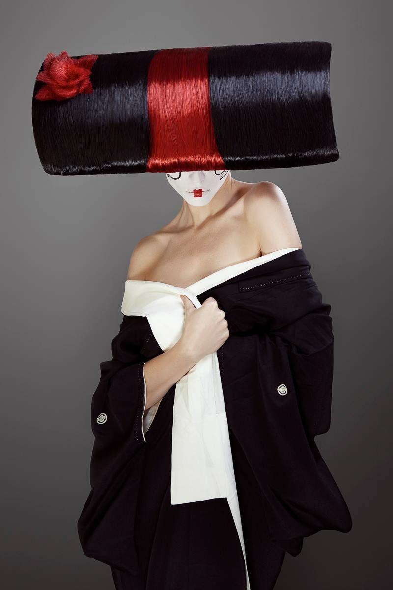 Photographer/Hair: Daniel Touitou Makeup: Aurely Baffet Model: Elodie Even Retoucher: Arthur Bensana  #darkbeauty #DarkBeautyMag #photography