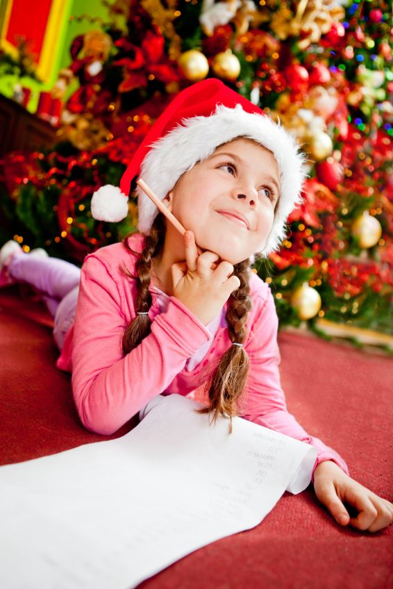 HereS How Your Kids Can Write Letters To Santa December Th