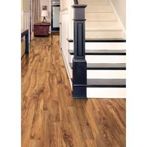 Home Decorators Collection High Gloss Natural Palm 8 Mm Thick X 5 In Wide X 47 3 4 In Length Laminate Flooring 13 26 Sq Ft Case Hl83 The Home Depot Laminate Flooring Flooring Vinyl Plank Flooring