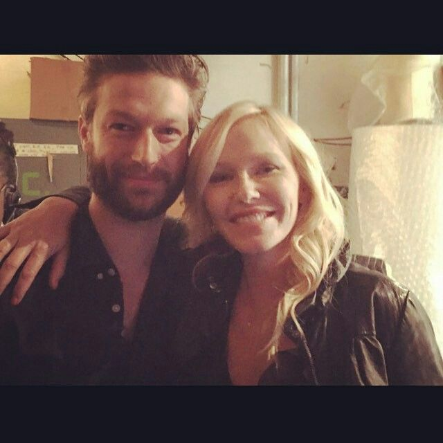 Kelli and Peter Scanavino