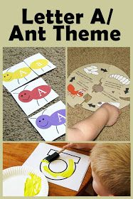 how to write a friendly letter s helper letter a as in ant preschool theme 9551