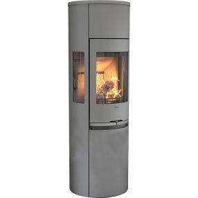 Contura 590 wood burning stove with steel door- Contura 590 …