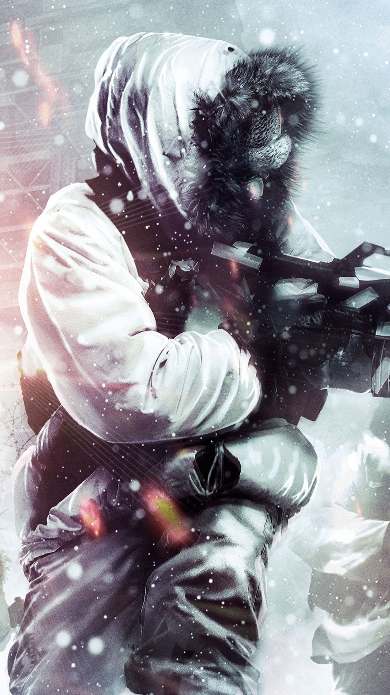 Call Of Duty Black Ops Game Wallpaper For Iphone Android
