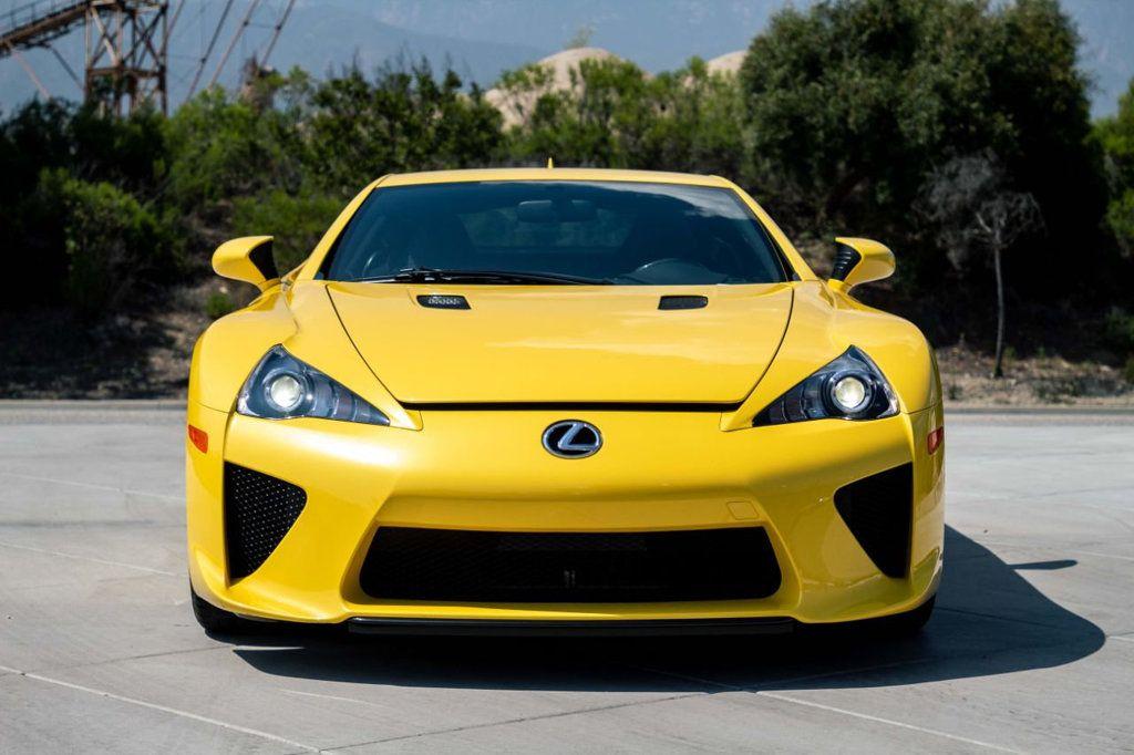 2012 Lexus Lfa Luxury Pulse Cars United States For Sale On Luxurypulse En 2020